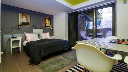 AALVAR - Studio Apartment
